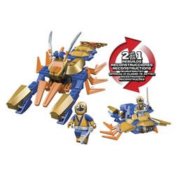 Power Rangers Zord Griffe Doré