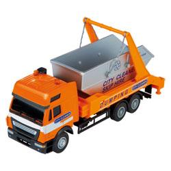 Camion Porteur de Benne Métal 1/40ème