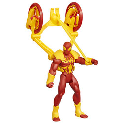 Figurine Spiderman Iron SpiderMan with Web Catapult