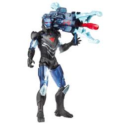 Avengers Figurine Deluxe Iron Man Reactron Armor