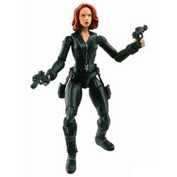 Avengers Figurine Deluxe La Veuve Noire