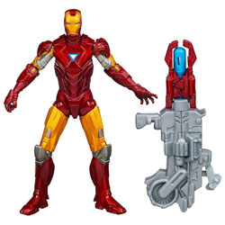 Avengers Figurine Iron Man Claw Launcher