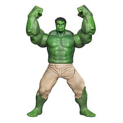 Figurine de combat Avengers - Hulk