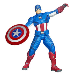 Figurine Electronique Avengers - Captain America