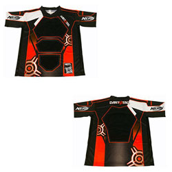 Maillot Nerf Dart Tag Rouge S/M