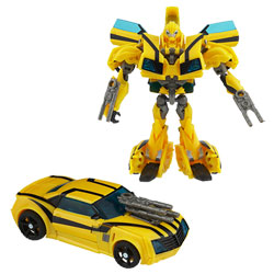 Transformers Prime Deluxe Bumblebee