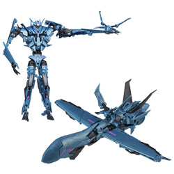 Transformers Prime Deluxe SoundWave
