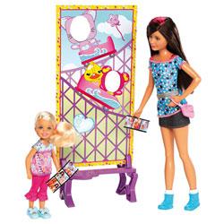 Barbie et sa sœur - Skipper et Chelsea Photos Souvenirs