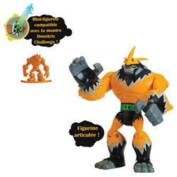 Ben 10 - Figurine Omniverse Shocksquatch