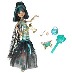 Poupée Monster High Halloween Cleo de Nile
