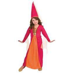 Costume fille 5/7 ans Fée