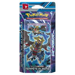 Starter Tempête Plasma Pokémon N&B Giratina