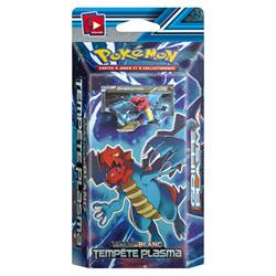 Starter Tempête Plasma Pokémon N&B Drakkarmin