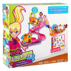 Coffret Polly Surprise Parc Animalier