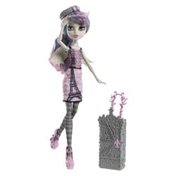 Monster High - Poupées Goules en vacances Rochelle Goyle