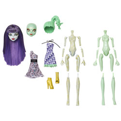 Monster High Coffret Crea'Terreur Momie et Gorgone