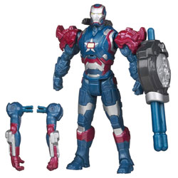 Iron Man 3 Figurine Deluxe Assemblers Iron Patriot