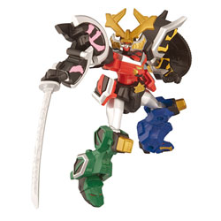 Figurine Power Rangers RetroFire Megazord