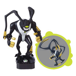 Ben 10 - Figurine à fonction 15 cm FeedBack