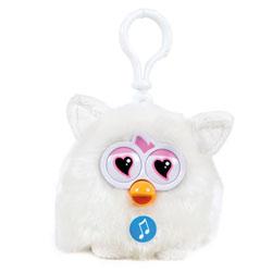 Porte-clés sonore Furby Yéti
