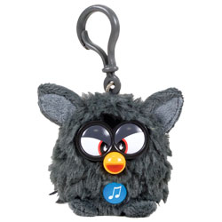 Porte-clés sonore Furby Black Magic