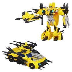 Transformers Prime Deluxe Beast Hunter Bumblebee