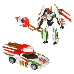 Transformers Prime Deluxe Beast Hunter Wheeljack