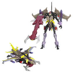 Transformers Prime Deluxe Beast Hunter Starscream
