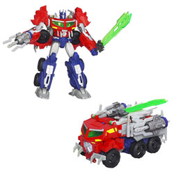 Transformers Prime Voyager Beast Hunter Optimus Prime
