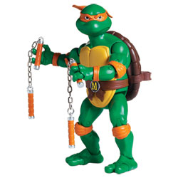 Tortue Ninja Figurine articulée 16 cm Michelangelo
