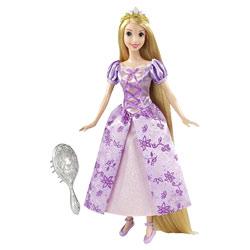 Princesse Raiponce Boucle et Style 1
