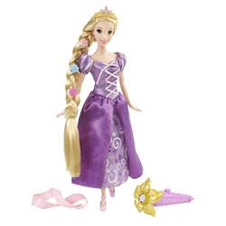 Princesse Raiponce Boucle et Style 2