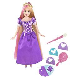 Princesse Raiponce Boucle et Style 4