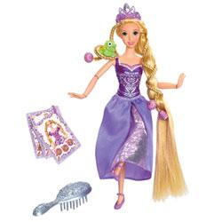 Princesse Raiponce Boucle et Style 5