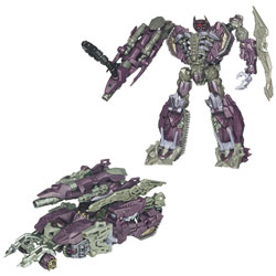 Robot Transformers MV3 Shockwave