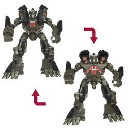 Transformers Dark Of The Moon Robot Fighters Ironhide