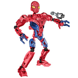 Techbot Spiderman