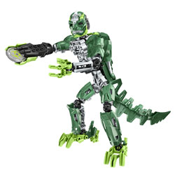Figurine Techbot Lizard