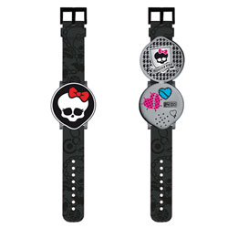 Montre musicale Monster High Noir