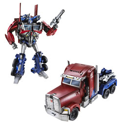 Transformers Prime Weaponizer Optimus Prime