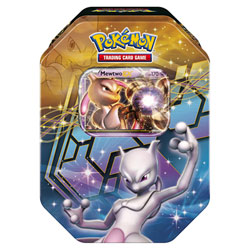 POKEBOX Noël Mewtwo