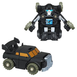 TRANSFORMERS Bot Shots IronHide