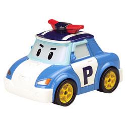 Petite voiture métal - POLI - ROBOCAR POLI - Die Cast - 4 cm