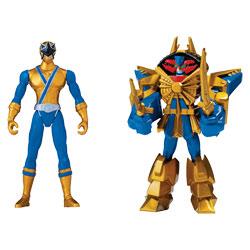 Power Rangers - Figurine Zord Armure Clawzord 10 cm