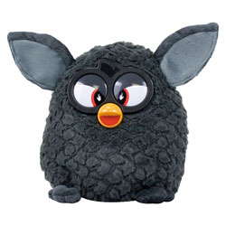 Peluche Furby 20 cm Black Magic