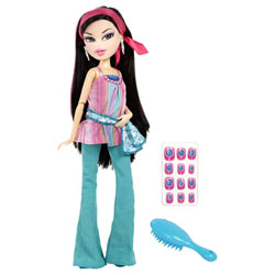 Bratz Totally Nail Jade