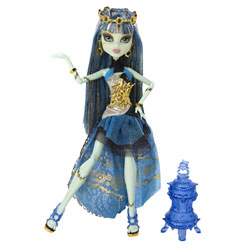 Monster High 1001 Goules Frankie Stein