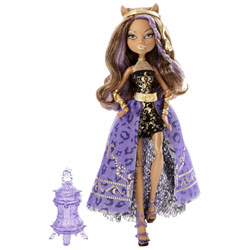 Monster High 1001 Goules Clawdeen Wolf