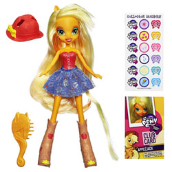 My Little Pony Equestria Girls Apple Jack