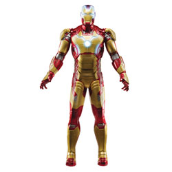 IronMan 3 Figurine Electronique 25cm Iron Man